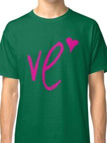 """LO - VE """" Design Couple"""" Classic T-Shirt"""