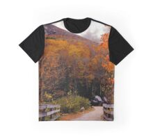 October Riot Graphic T-Shirt