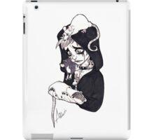 Lost a friend iPad Case/Skin