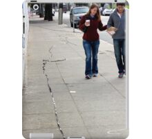 Caught Off Tape - The Extended Version iPad Case/Skin