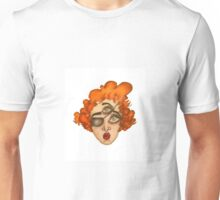 Sailor Girl With An Eye patch! Unisex T-Shirt