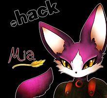 .Hack//Mia by Ambercatlucky2