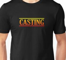 Colorful Casting Unisex T-Shirt