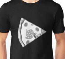 """pizza part """"design couple"""" Unisex T-Shirt"""