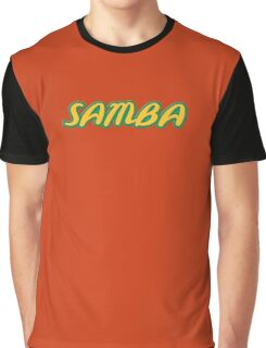 Wonderful Samba Graphic T-Shirt
