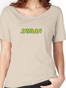 Wonderful Samba Women's Relaxed Fit T-Shirt