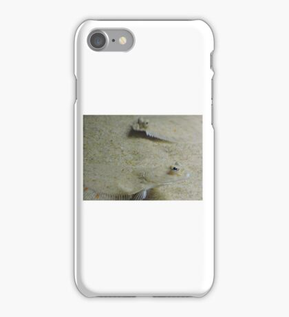 Seeing In The Sand iPhone Case/Skin