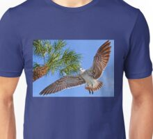 A Seagull Flyby    Unisex T-Shirt