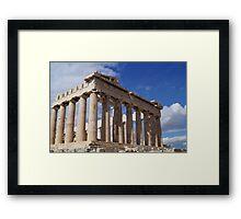 Acropolis, Athens Framed Print