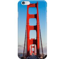 Golden Towers iPhone Case/Skin