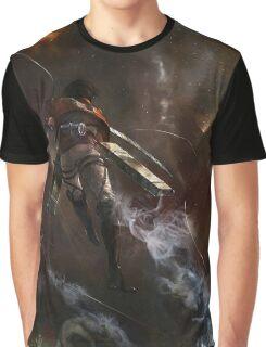 Attack on Titan 2 Graphic T-Shirt
