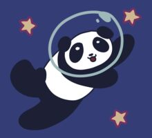 Space Panda by SaradaBoru