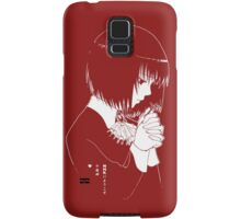 Welcome to the NHK - Misaki Nakahara Samsung Galaxy Case/Skin