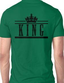 "KING ""Design Couple"" Unisex T-Shirt"