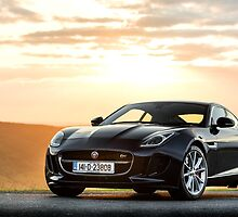 The New Jaguar F Type Coupe ... by M-Pics