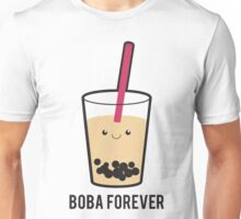 Boba Forever Unisex T-Shirt