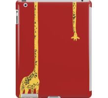 Where Am I Going To - Red iPad Case/Skin