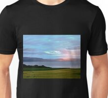 Sunset in Sligo, Republic of Ireland Unisex T-Shirt
