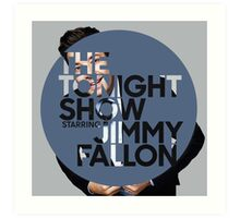 The Tonight Show Art Print