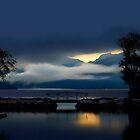 The Bridge.....Lake Annecy.....France by Imi Koetz