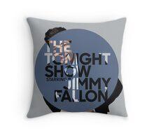 The Tonight Show Throw Pillow
