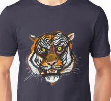 Smart Tiger Unisex T-Shirt