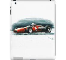 1966  Ferrari 312 F1 iPad Case/Skin