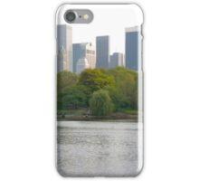 A Little Nature in a Big City iPhone Case/Skin