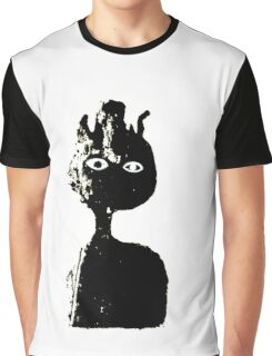 Creature made in Jean-Michel Graphic T-Shirt