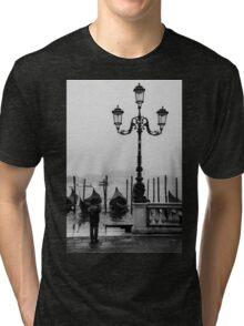 Young photographer Tri-blend T-Shirt