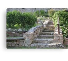 Stairway To Happiness Canvas Print
