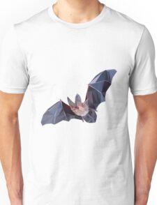 Low Poly Bat Unisex T-Shirt