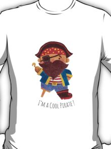 Cool Pirate T-Shirt