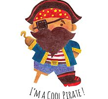Cool Pirate by haidishabrina
