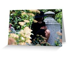 Weeping Willow (3) Greeting Card