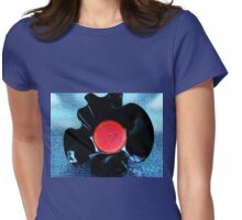 A BOWL OF MARVIN GAYE Womens Fitted T-Shirt