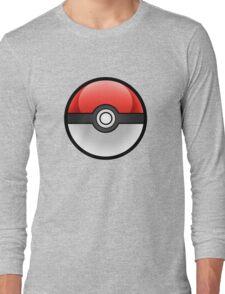 R/W Catching Ball! Long Sleeve T-Shirt