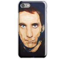 Will Self, author iPhone Case/Skin