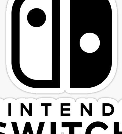 Switch Sticker