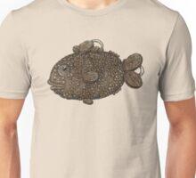 The Coffee Fish Unisex T-Shirt