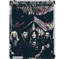 iron maiden iPad Case/Skin