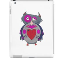 Too Wise to Care iPad Case/Skin