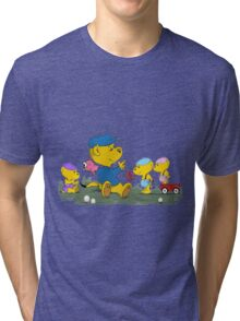 Ferald's Little Cousins Tri-blend T-Shirt