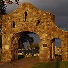 Sunset Arch by Steven Godfrey