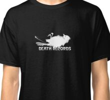 Phantom Of The Paradise Death Records Logo  Classic T-Shirt