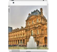 I Love The Louvre iPad Case/Skin