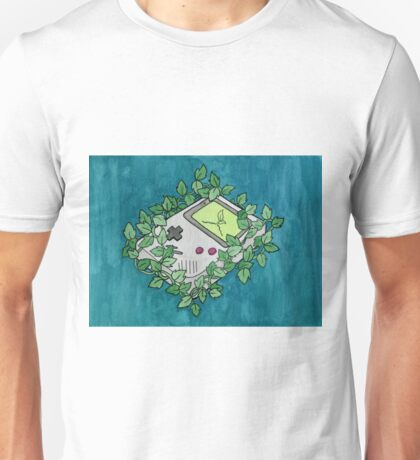 Gameboy Growth Unisex T-Shirt