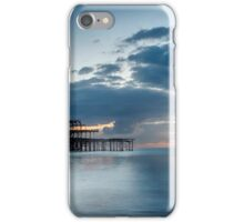 West Pier at Sunset #3 iPhone Case/Skin