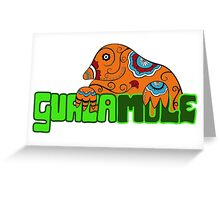 Guacamole - Mexican Pun Guaca Mole Greeting Card