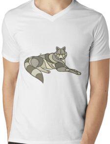 Relax. Mens V-Neck T-Shirt